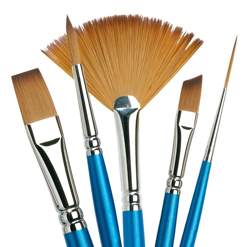 Watercolour Brushes