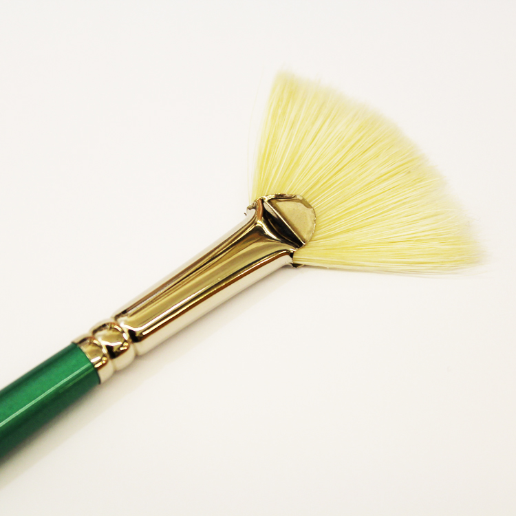 Pro Arte Series A Hog Brushes Fan Size 6