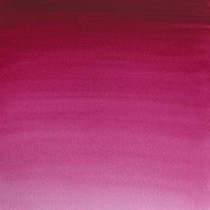 Winsor and Newton Artists' Watercolour Permanent Magenta Half Pan