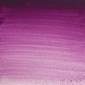 Winsor and Newton Artists' Watercolour Permanent Mauve Half Pan
