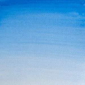 Winsor and Newton Artists' Watercolour Cerulean Blue (Red Shade) Half Pan