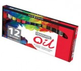 Daler Rowney Graduate Oil Set  12 x 22ml