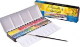 Sennelier Watercolour 24 x Half pans Set [ clone ]