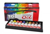 Daler Rowney Graduate Oil 10 x 38ml Set
