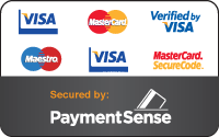Secured by PaymentSense