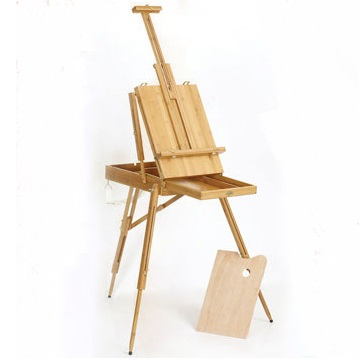 Loxley Bamboo Box Easel