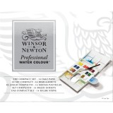 Winsor and Newton Artists Watercolour Compact Set