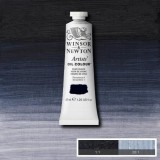 Blue Black Winsor and Newton Artists' Oils 37ml