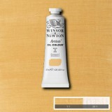 Gold Winsor and Newton Artists' Oils 37ml