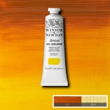 Indian Yellow Winsor and Newton Artists' Oils 37ml