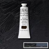 Lamp Black Winsor and Newton Artists' Oils 37ml