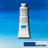 Manganese Blue Hue Winsor and Newton Artists' Oils 37ml