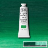 Permanent Green Winsor and Newton Artists' Oils 37ml