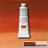 Transparent Red Ochre Winsor and Newton Artists' Oils 37ml