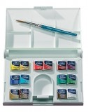 Winsor and Newton Cotman Watercolour Compact Set