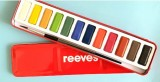 Reeves Watercolour Tin